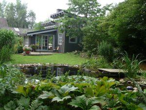 Westerwald Ferienhaus Gartenlust mit großem Garten
