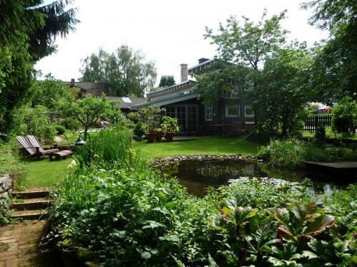 Garten am Ferienhaus